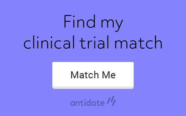 Find My Clinical Trial Match
